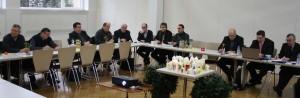Regionalsitzungen